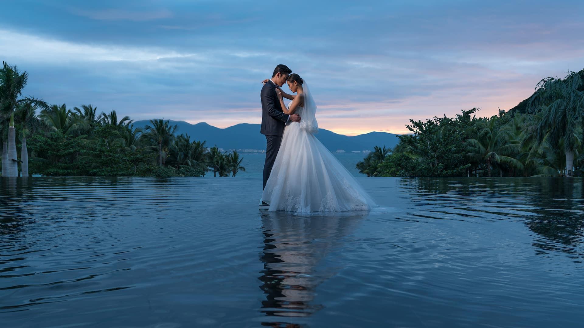 Park Hyatt Sanya Romantic Moment Wedding