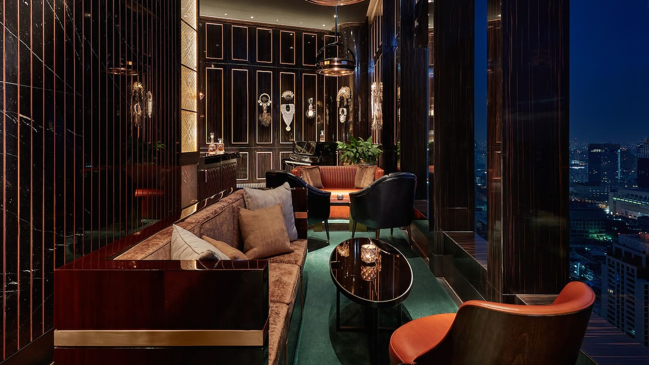 Park Hyatt Bangkok Whisky Room