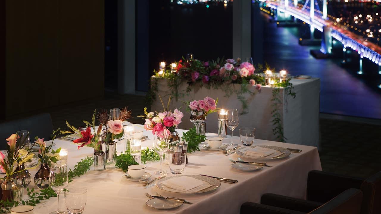 Park Hyatt Busan hotel small wedding