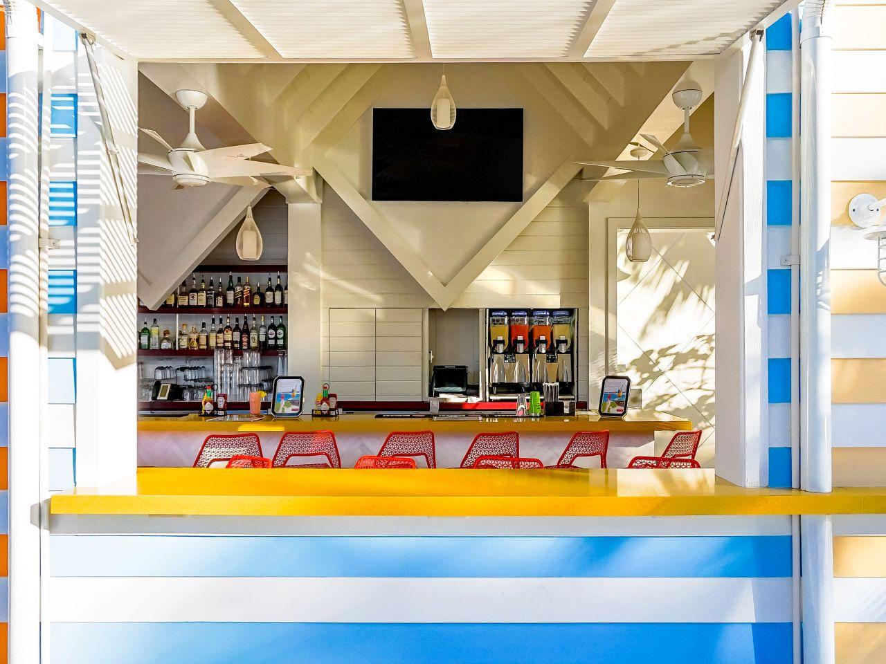 Dift restaurant bar