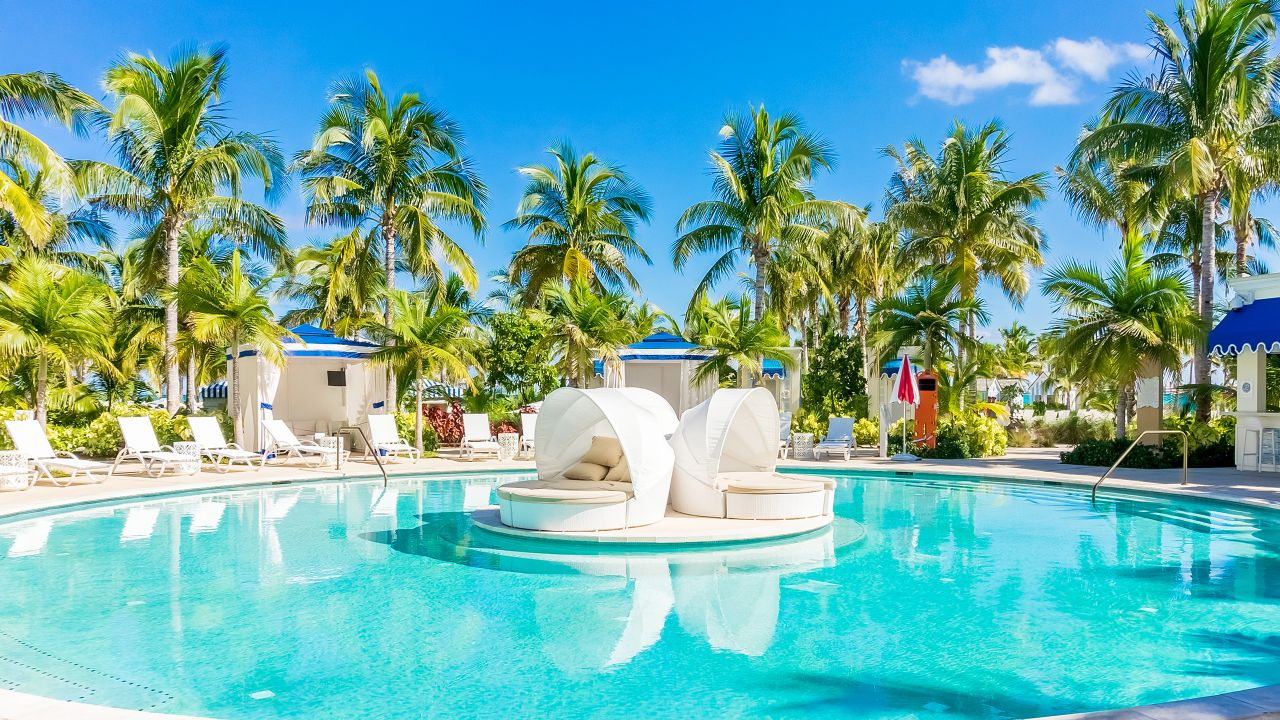 Outdoor Pool Grand Hyatt Baha Mar