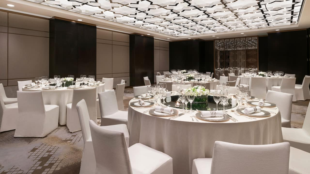 Grand Hyatt Shanghai Conference Room