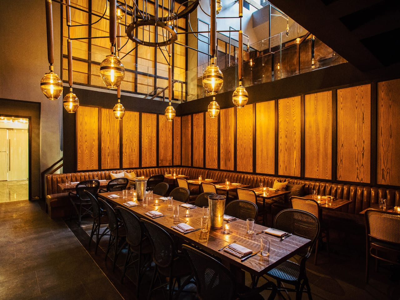 Private Dining and Small Meeting Space at Bowery Road