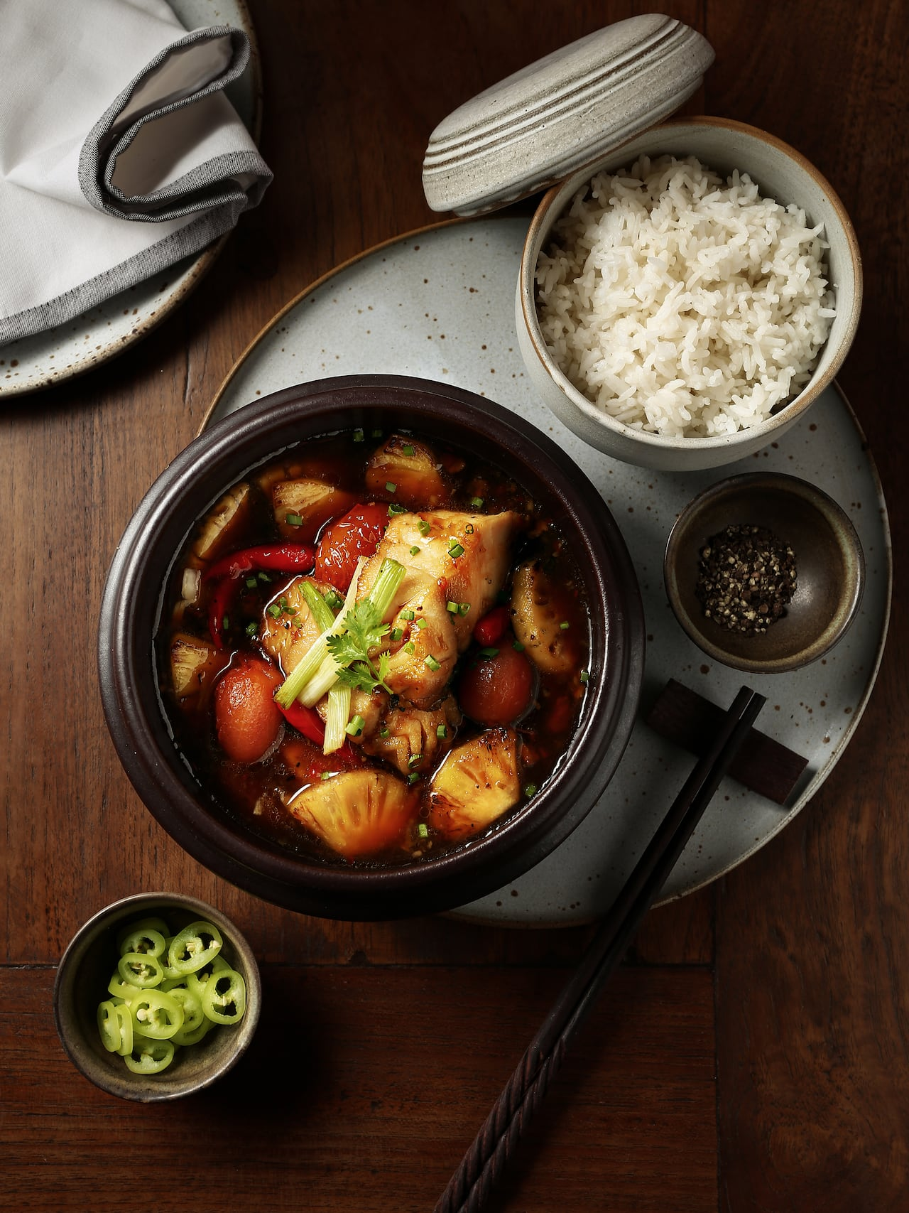 Culture and Cuisine at Square One Park Hyatt Saigon (Fish in a Clay Pot with Black Cod)