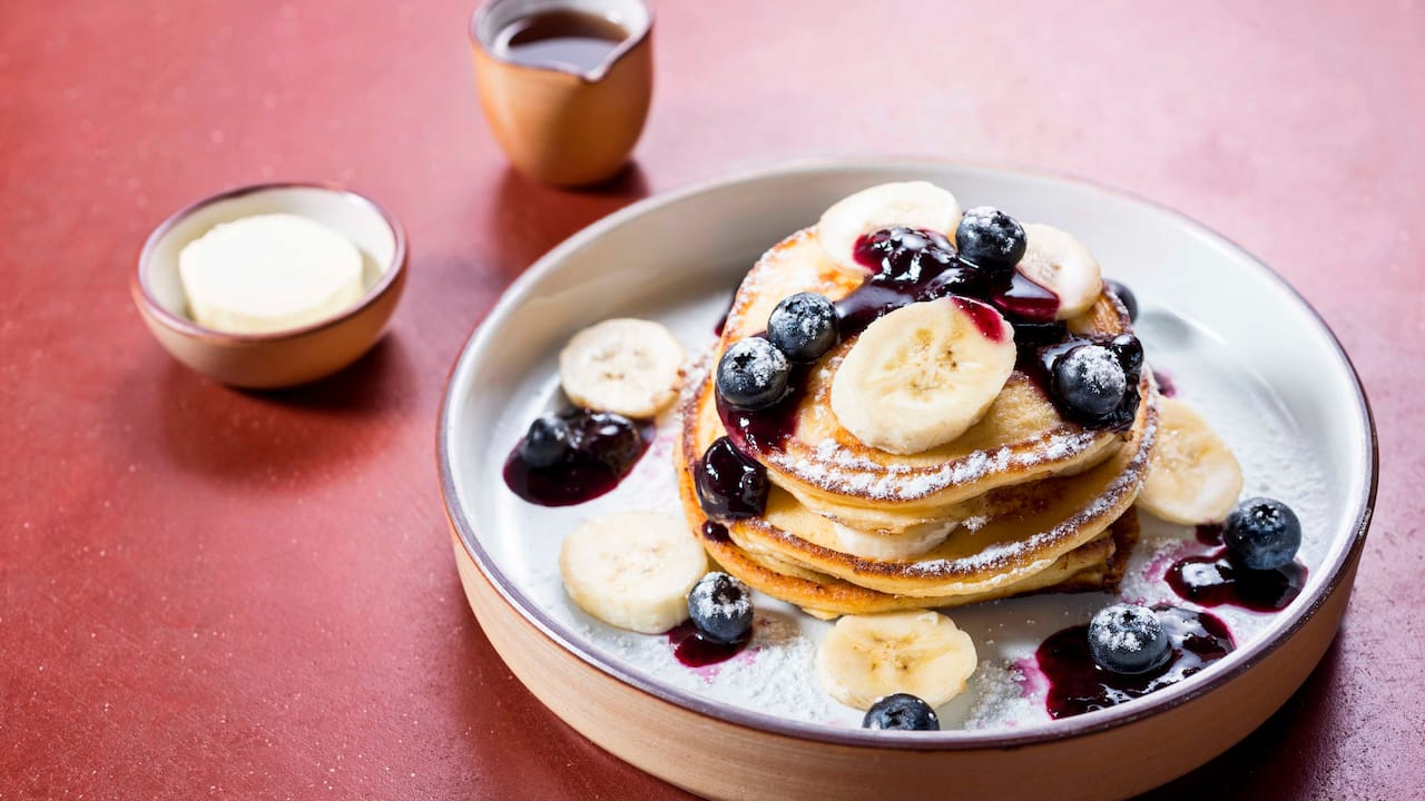 McFarland House Pancake