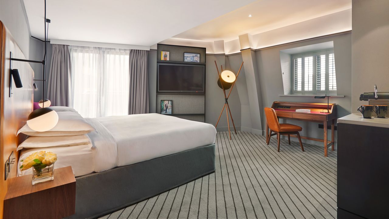 ANDAZ LONDON LIVERPOOL STREET | Andaz Standard King Room