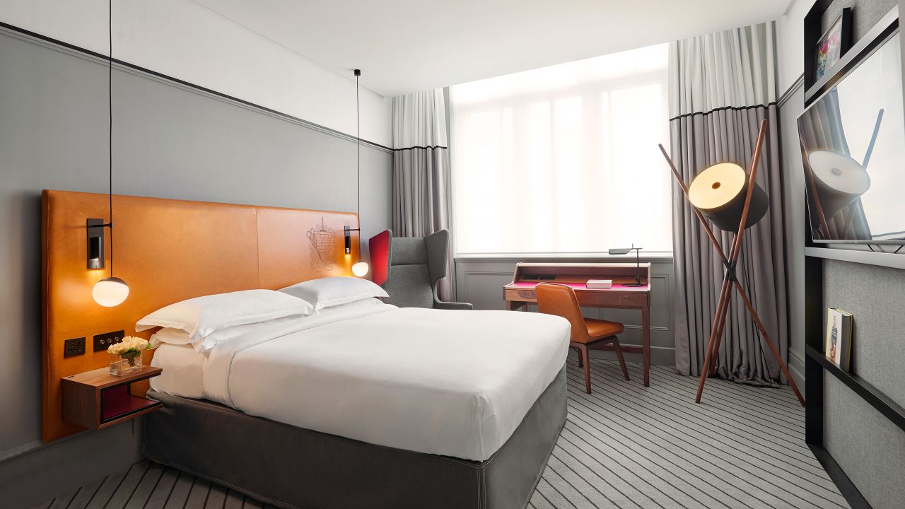ANDAZ LONDON LIVERPOOL STREET | Queen Room