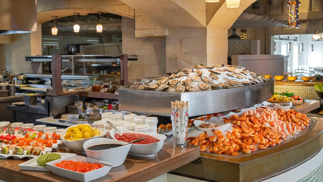 Tarpon Brunch Seafood Buffet