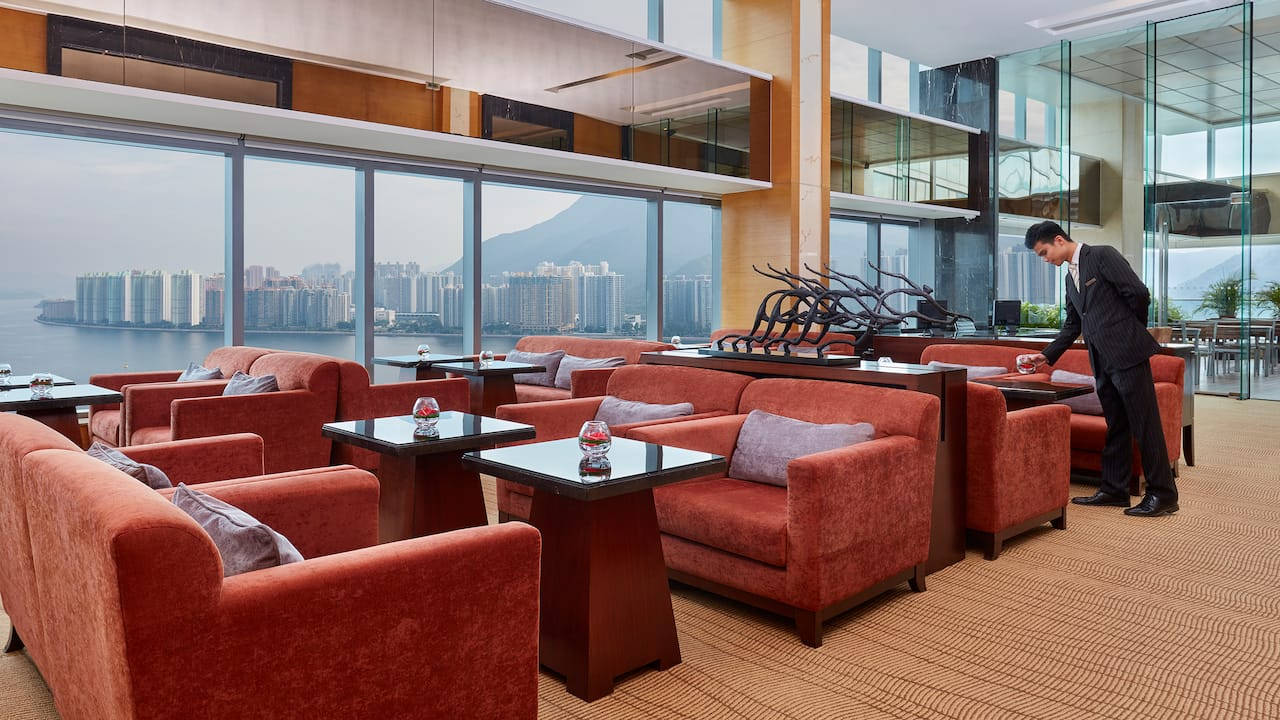 Sha Tin 18 Outdoor Terrace