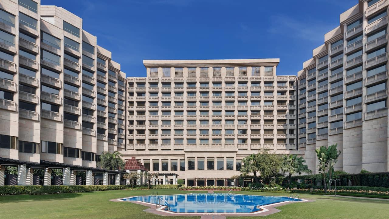 Hyatt Regency Delhi Exterior