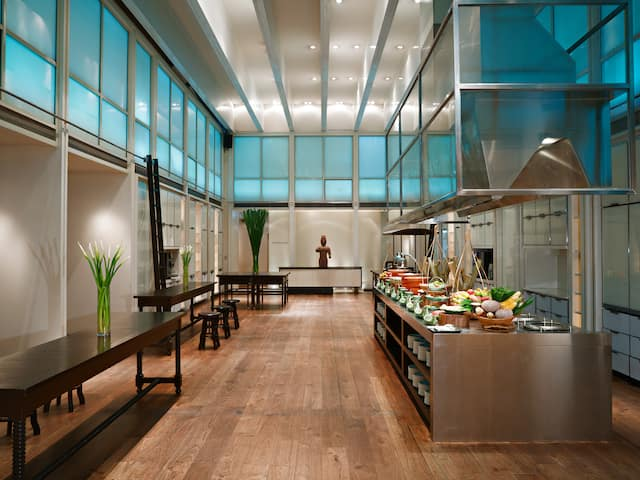 The Residence Loft Kitchen