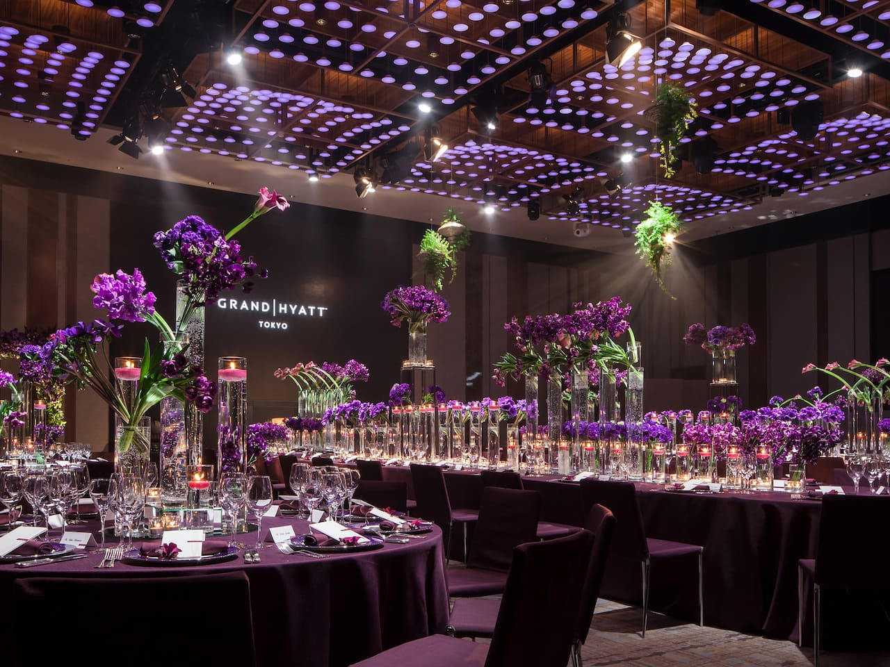 Weddings Grand Ballroom