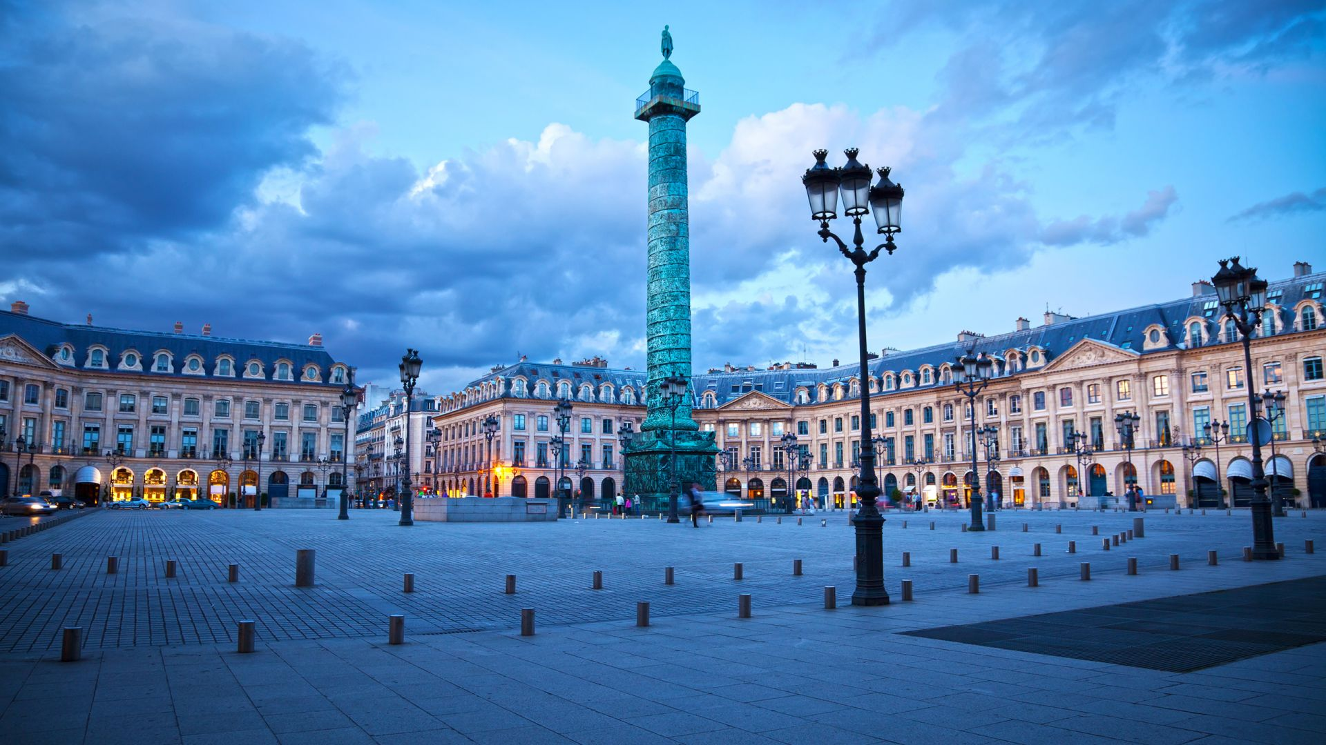 Hotel Park Hyatt by the Place Vendôme in Paris