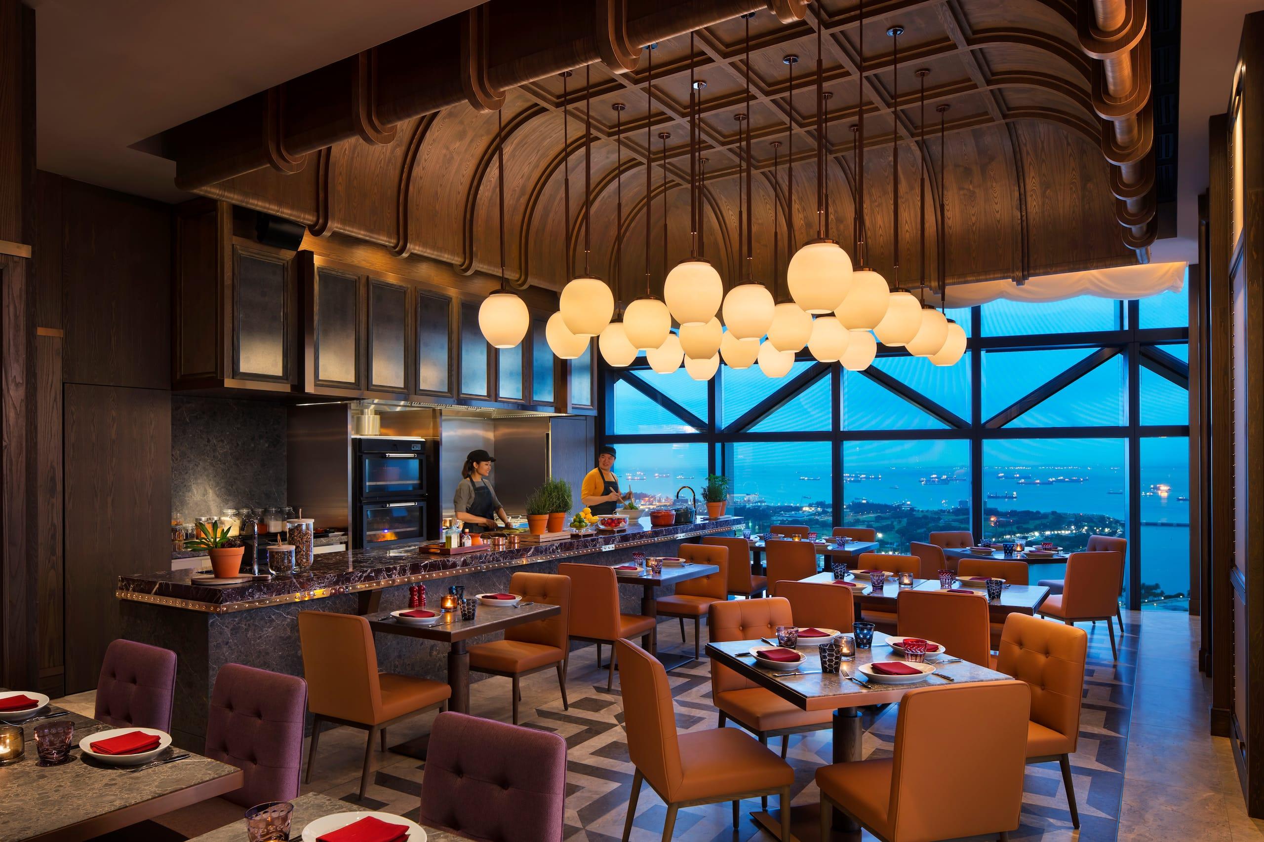 Singapore Restaurants | Andaz Singapore