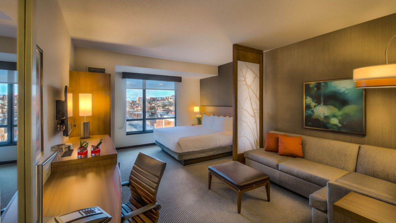 Contemporary Hotel in Baltimore Inner Harbor | Hyatt Place Baltimore ...