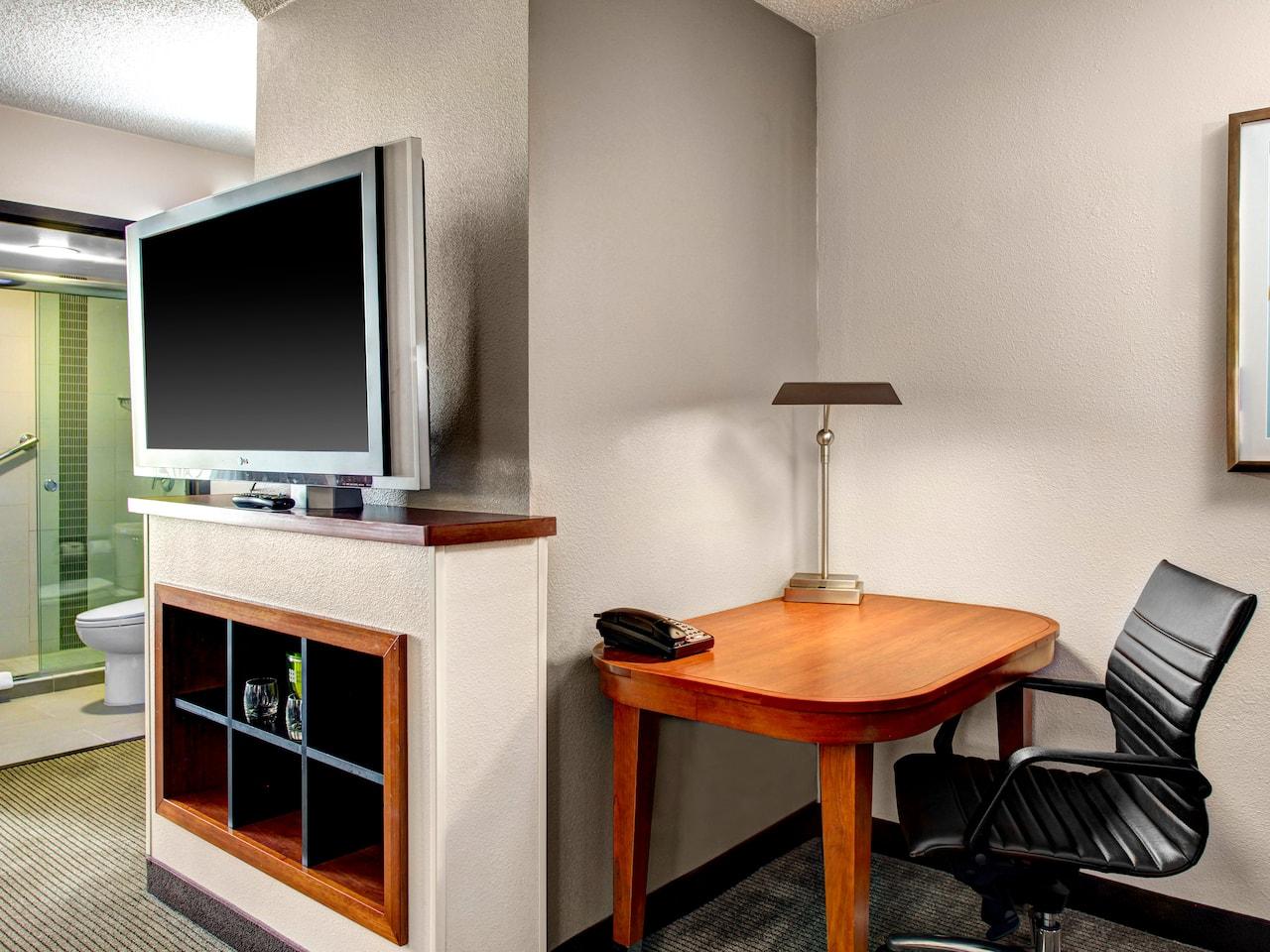 Guestroom Media Area