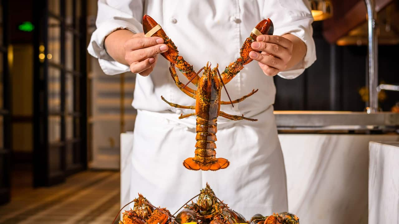 Kitchen Studios Lobster