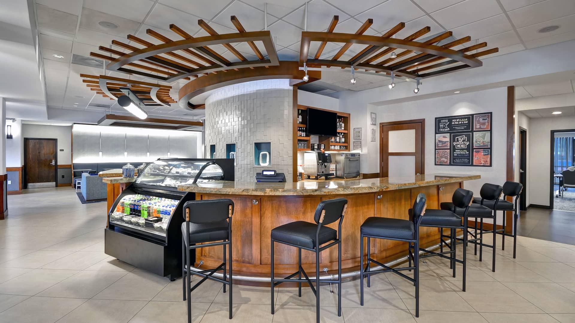 Front Desk Bar