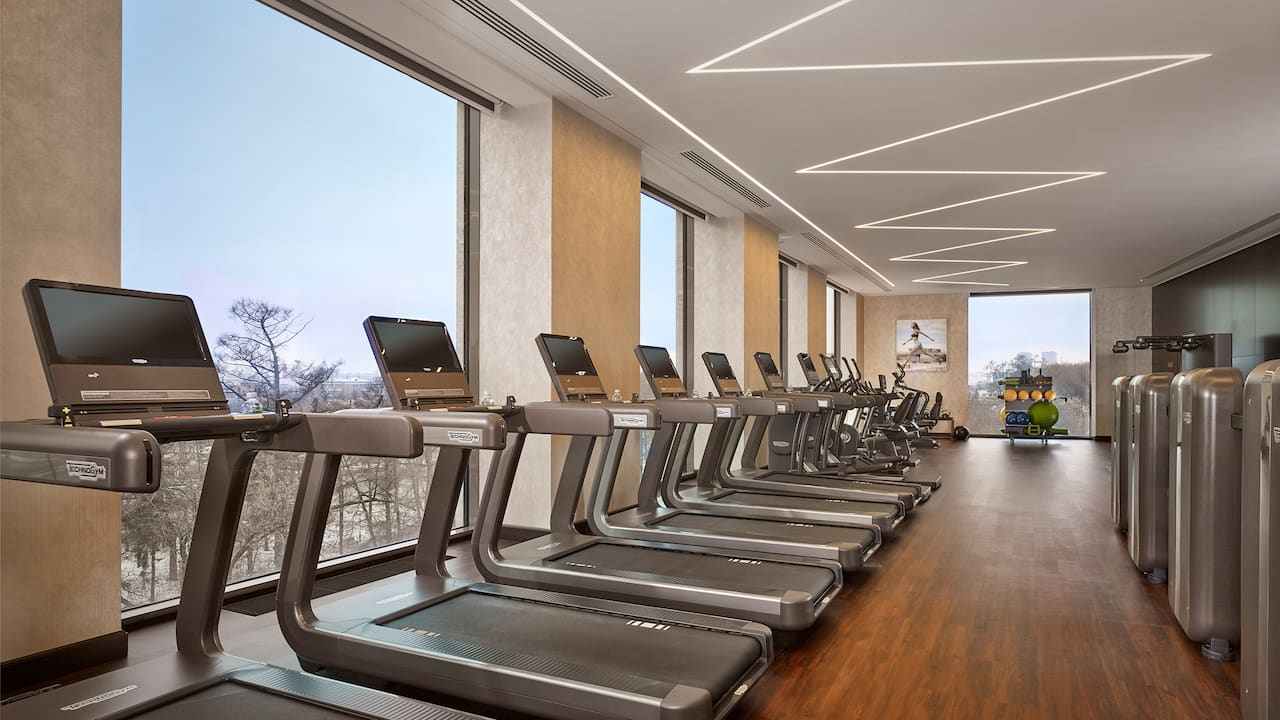 Fitness Spa Gym
