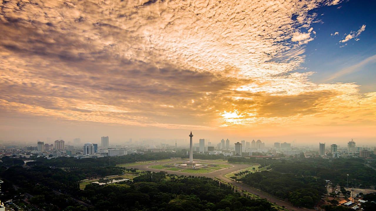 Park Hyatt Jakarta Location