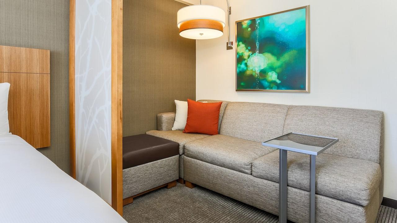 Double Cozy Corner
