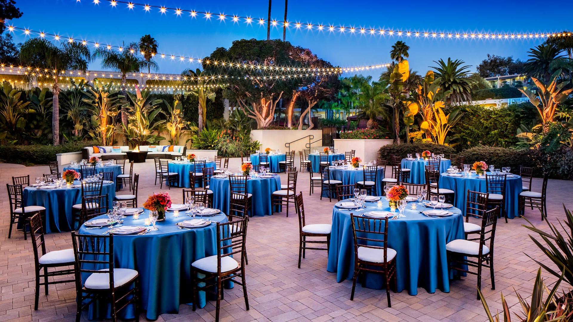 Hyatt Regency Newport Beach Event Space