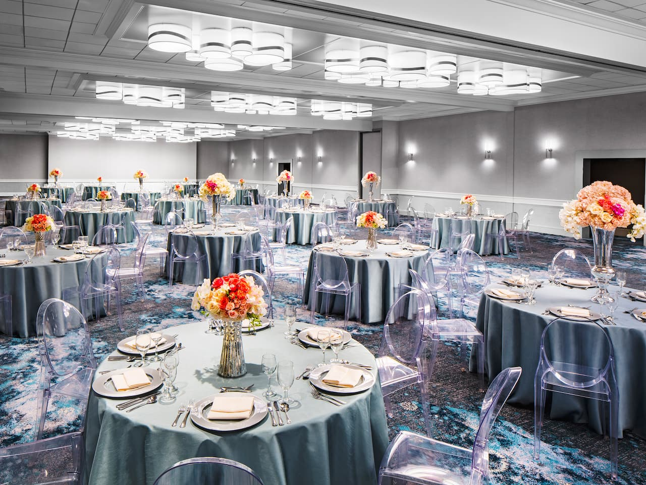Hyatt Regency Newport Beach Plaza Ballroom
