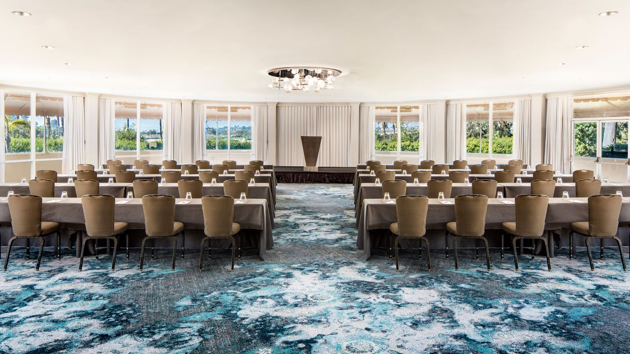 Hyatt Regency Newport Beach Terrace Ballroom