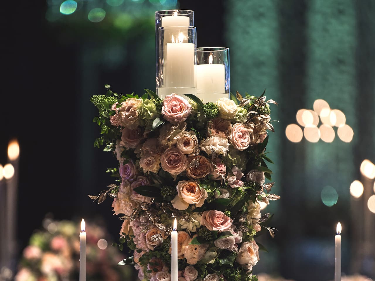 wedding dessert pastry