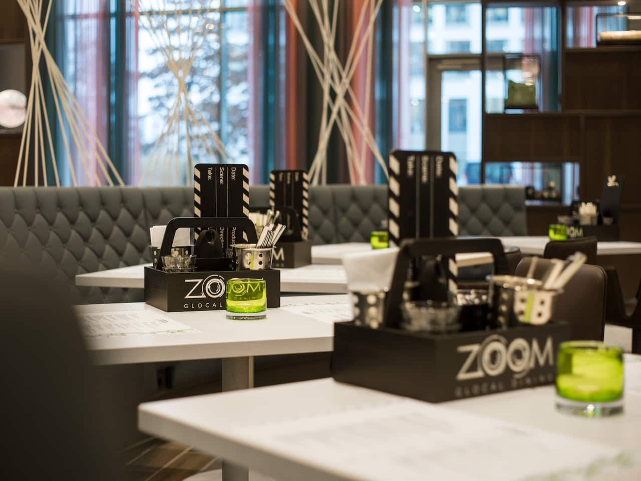 zoom restaurant glocal dining at hyatt place frankfurt airport