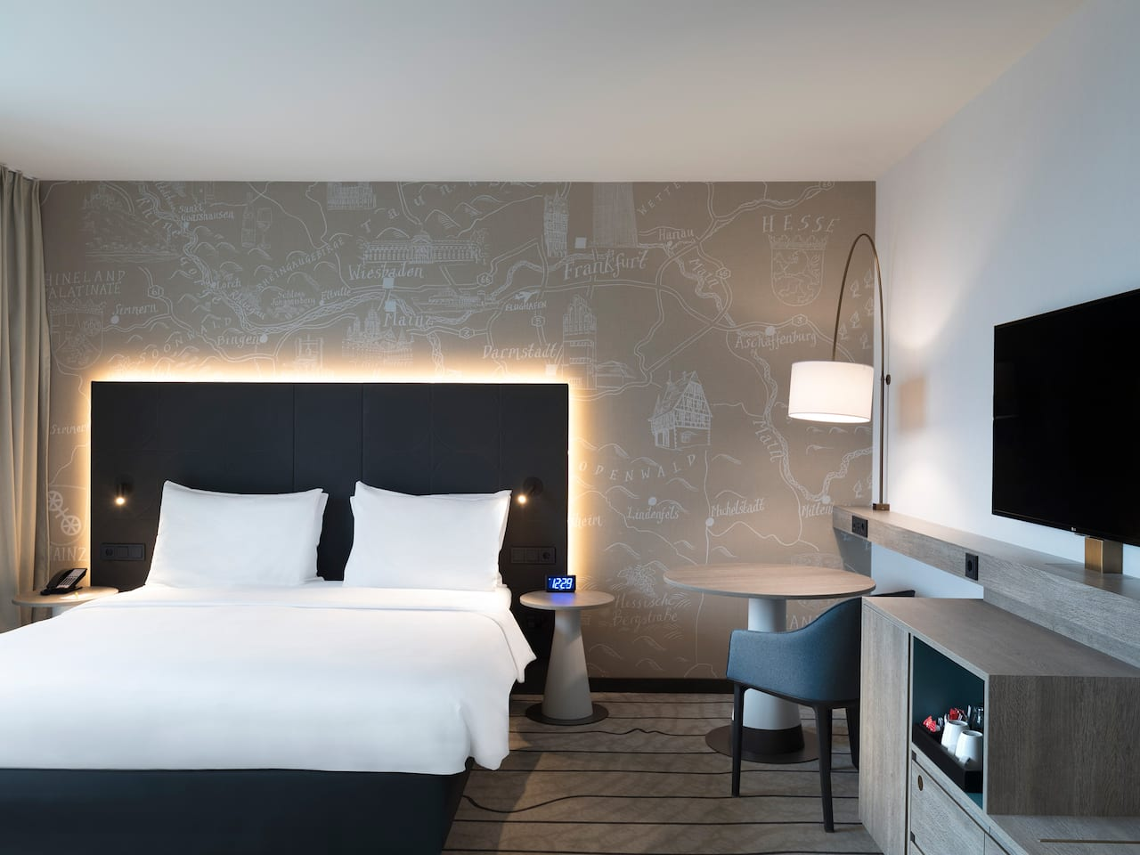 1 standardzimmer roomy room im hyatt place frankfurt airport