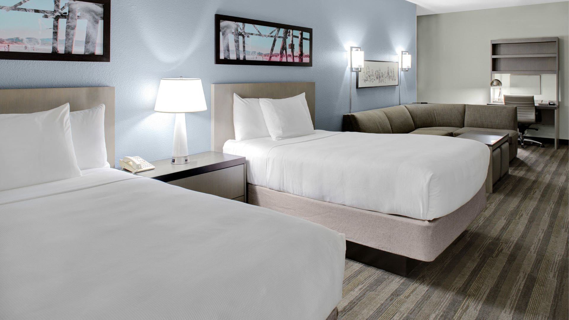 Hyatt House Dallas / Lincoln Park Double Studio