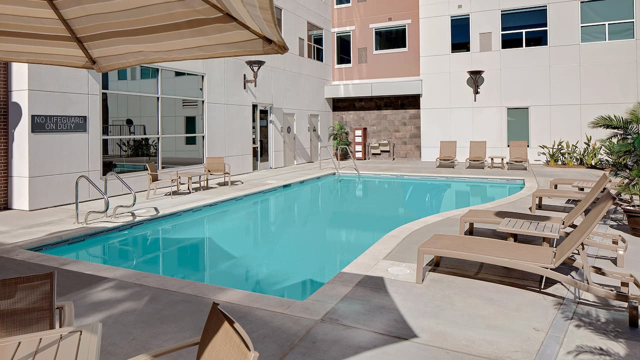 Hyatt House Irvine / John Wayne Airport Pool