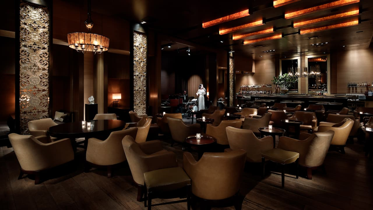 Grand Hyatt Tokyo Jazz Lounge Maduro Singer グランド ハイアット 東京 ジャズ ラウンジ マデュロ シンガー