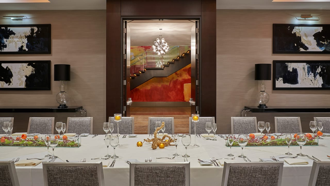 Executive Dining Detail