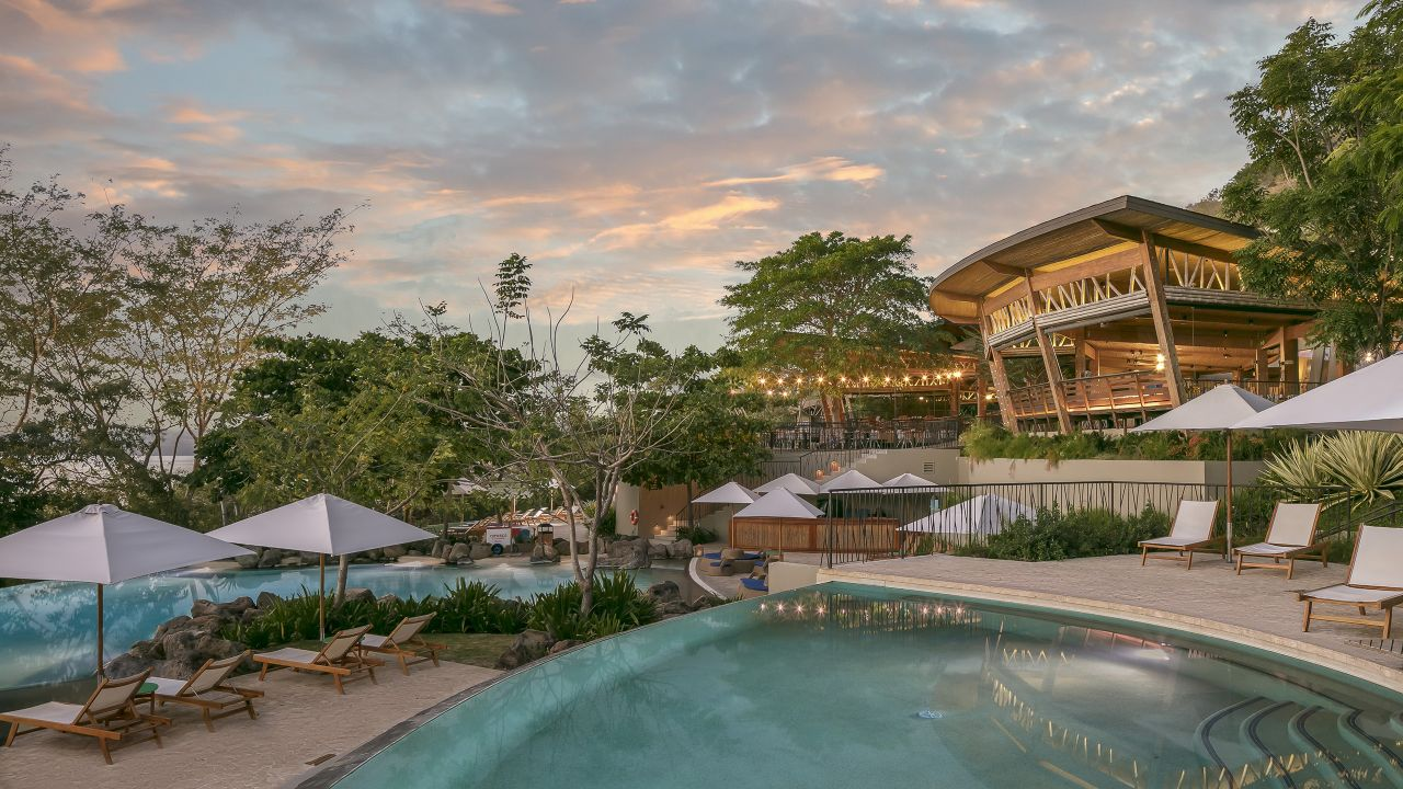 Andaz Costa Rica offers beachfront dining
