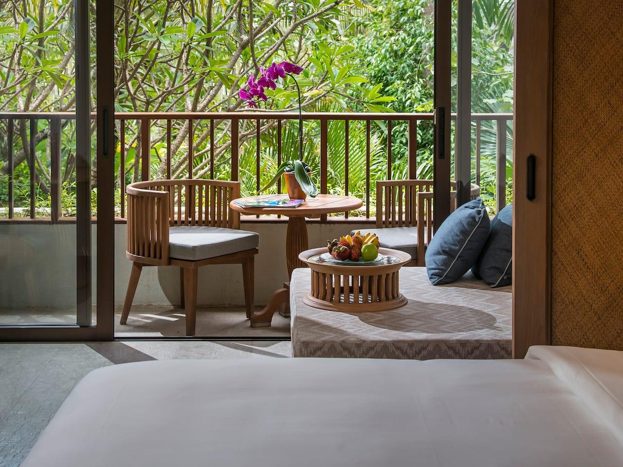 Room at Hyatt Regency Bali