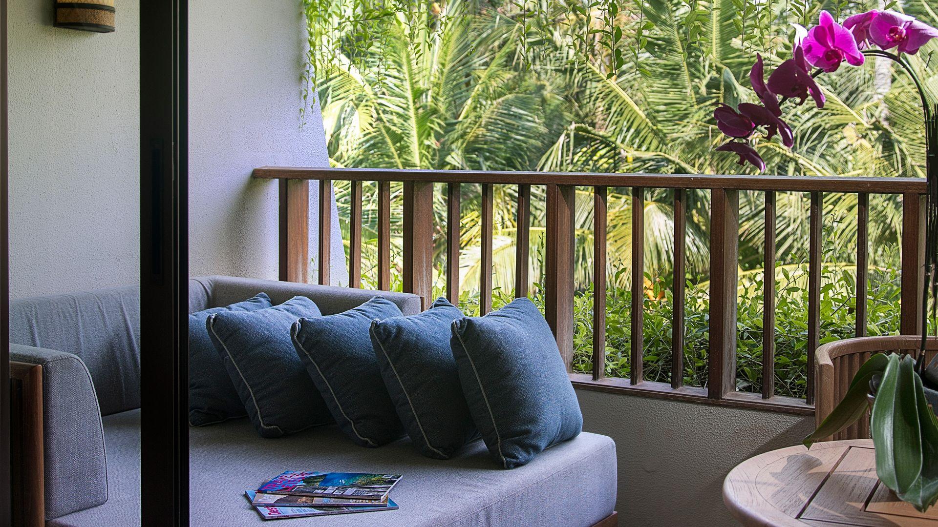 Hyatt Regency Bali Balcony