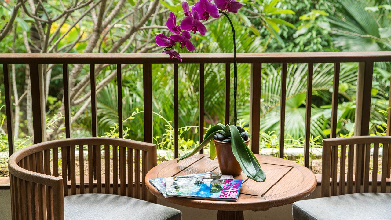 Hyatt Regency Bali Balcony Seating