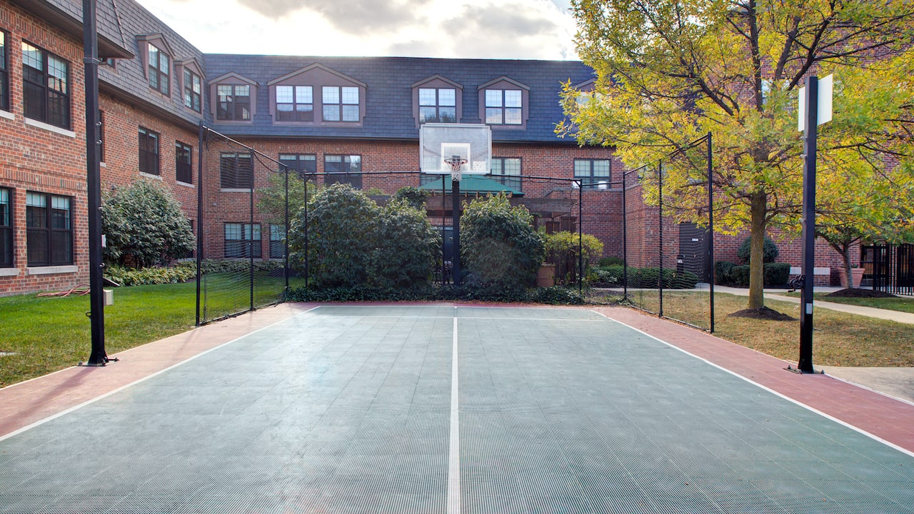 Hyatt House Sports Court In Parsippany, New Jersey