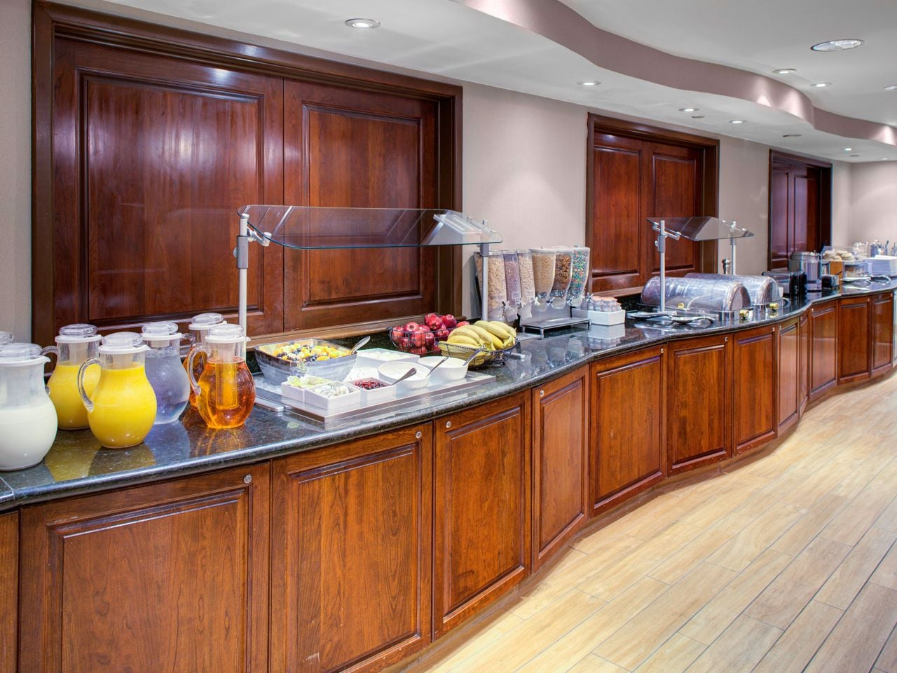 Hyatt House Breakfast Bar In Parsippany, New Jersey