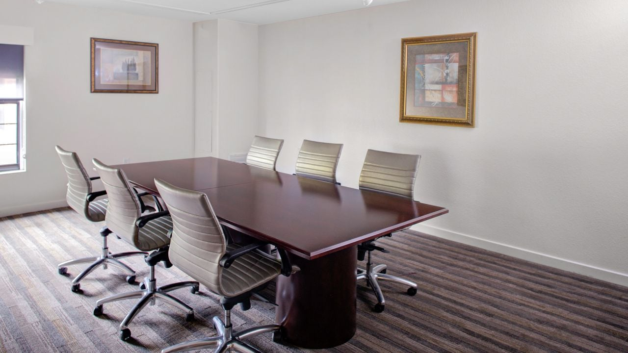 Hyatt House Meeting Room In Parsippany, New Jersey