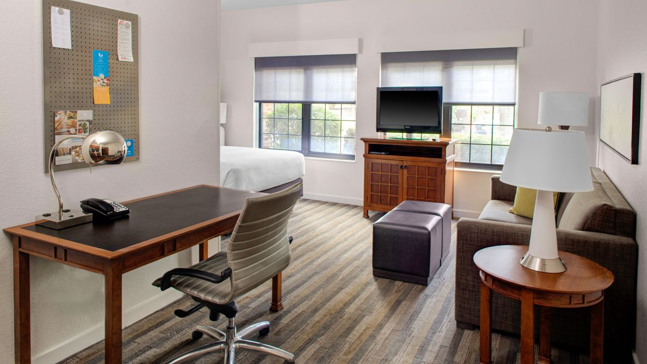 Hyatt House Queen Studio In Parsippany, New Jersey