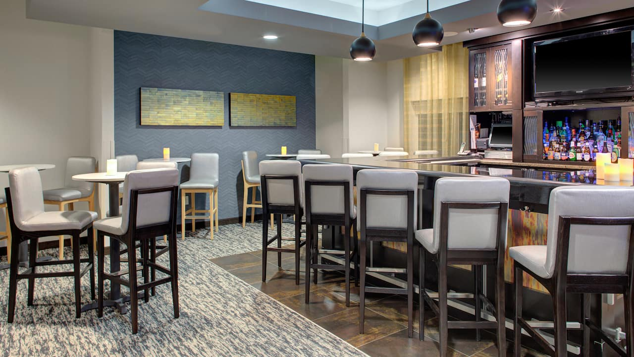 Hyatt House Raleigh Durham Airport Bar