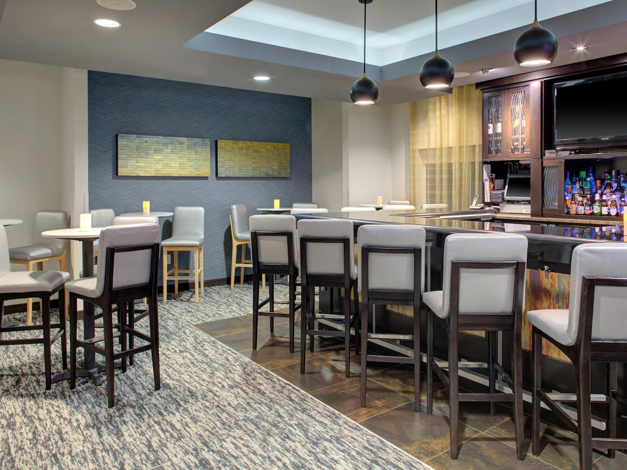 Hyatt House Bar