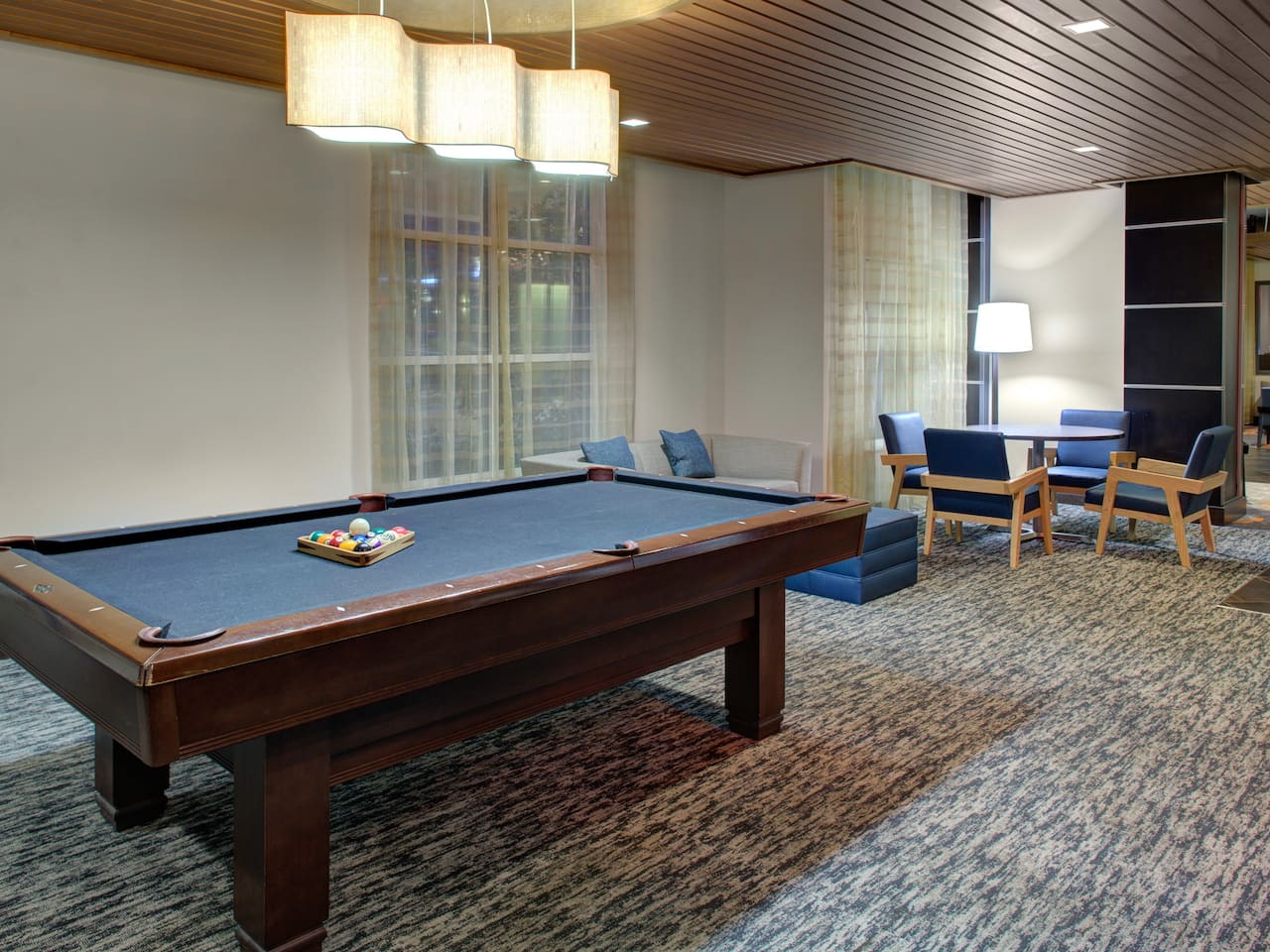 Hyatt House Pool Table