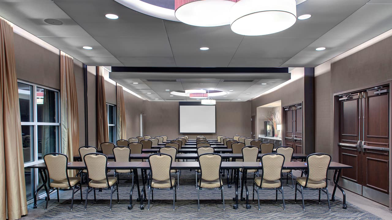 hyatt house meeting space