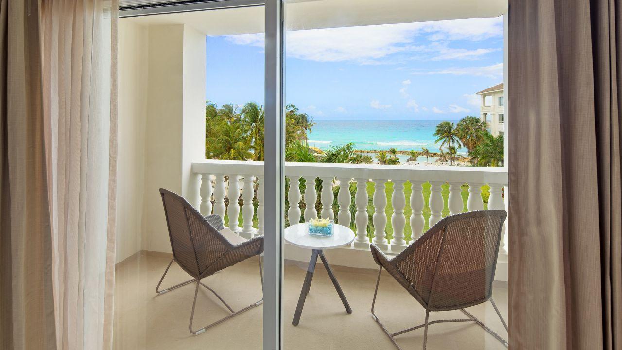 Ocean Front Double Balcony