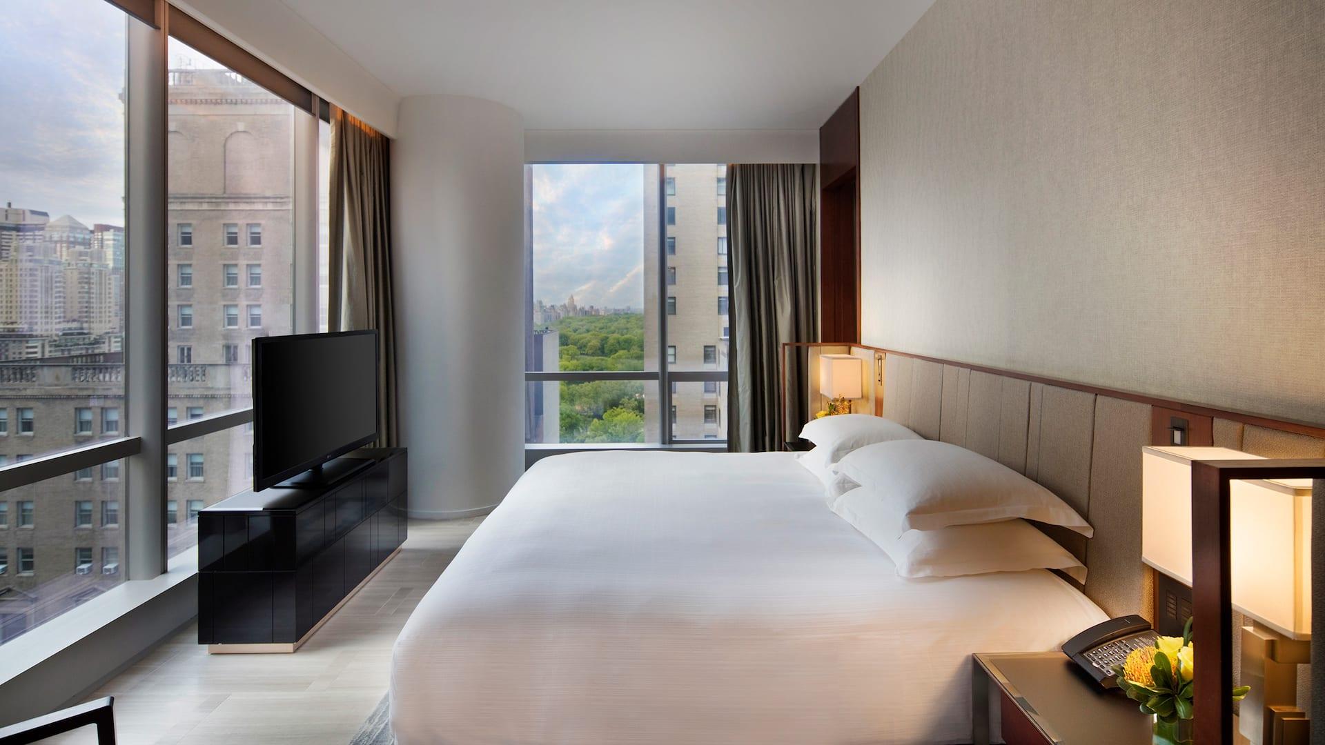 City View Suite Bedroom