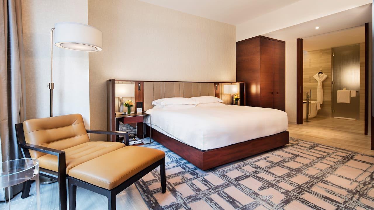 Residential Suite Bedroom